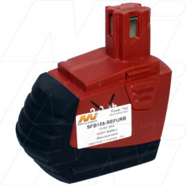 Hilti Power Tool battery refurb 15.6v SFB155