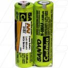 SHB2  2 cell Shaver Battery - Ni-Cd