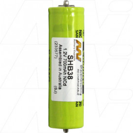 Battery for Braun Shavers