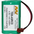 Battery for MEMIE A'ASIA ASRCD RCD Tester