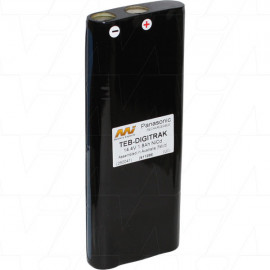 Battery for Digital Control DigiTrak Mark, Mark II, Mark III, Mark IV, Mark V, Eclipse and LT Series Receivers and Remote Displays