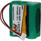 Battery pack suitable for Maxpeak DVB-T Terrestrial Alignment Meter (TAM)