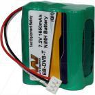Battery pack suitable for Maxpeak DVB-T Terrestrial Alignment Meter (TAM)