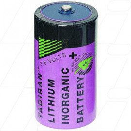TL-5920/S C size Tadiran battery