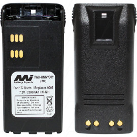 Motorola replacement Two Way Radio Battery GP338 / GP339