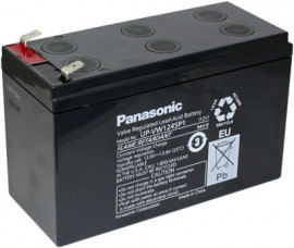 Panasonic 12v 45w UPS battery UP-RW1245P1, LC-R129