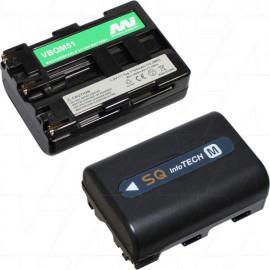 Sony NP-QM51, NP-FM30, NP-FM50, NP-QM50