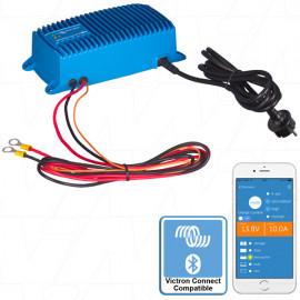 Victron Blue Smart IP67 SLA/LiFePO4 Waterproof Charger 12V 7A BPC120713016
