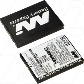 Battery compatible with Sierra Wireless USB Wireless Modem (Aircard) models 595U, 875U, 880U, 881U as used by Telsta NextG for wireless internet access