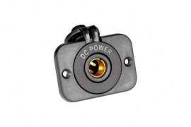 MERIT TYPE Socket 20A 12v-24v DC  Panel Mount -AUTOMOTIVE